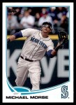 2013 Topps Update #103  Michael Morse  Front Thumbnail