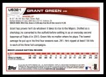 2013 Topps Update #321  Grant Green  Back Thumbnail