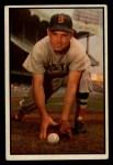 1953 Bowman #123  John Lipon  Front Thumbnail