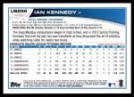 2013 Topps Update #299  Ian Kennedy  Back Thumbnail