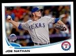 2013 Topps Update #296   -  Joe Nathan All-Star Front Thumbnail