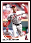 2013 Topps Update #295  Sean Burnett  Front Thumbnail