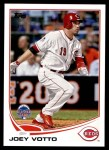 2013 Topps Update #268   -  Joey Votto All-Star Front Thumbnail