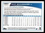 2013 Topps Update #261  Skip Schumaker  Back Thumbnail