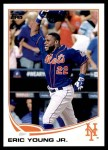 2013 Topps Update #238  Eric Young Jr.  Front Thumbnail