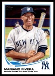 2013 Topps Update #237   -  Mariano Rivera Record Chase: All-Star Game MVP Front Thumbnail