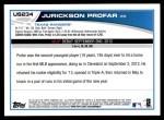 2013 Topps Update #234  Jurickson Profar  Back Thumbnail