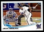 2013 Topps Update #214   -  Jean Segura All-Star Front Thumbnail