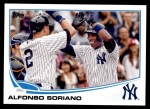 2013 Topps Update #212  Alfonso Soriano  Front Thumbnail