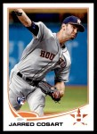 2013 Topps Update #211  Jarred Cosart  Front Thumbnail