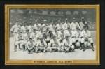 1934 Goudey Premium #3   National League All-Stars Front Thumbnail