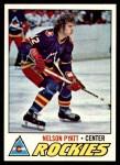1977 Topps #252  Nelson Pyatt  Front Thumbnail