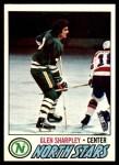 1977 Topps #158  Glen Sharpley  Front Thumbnail
