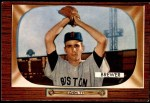 1955 Bowman #178  Tom Brewer  Front Thumbnail