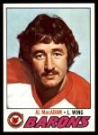1977 Topps #149 MAC Al MacAdam  Front Thumbnail