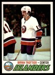 1977 Topps #105  Bryan Trottier  Front Thumbnail