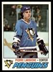 1977 Topps #102  Pierre Larouche  Front Thumbnail