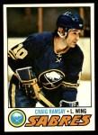 1977 Topps #191  Craig Ramsay  Front Thumbnail