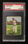 1950 Bowman #25  Hank Sauer  Front Thumbnail