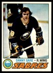 1977 Topps #42  Danny Gare  Front Thumbnail