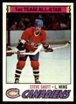 1977 Topps #120  Steve Shutt  Front Thumbnail