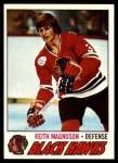 1977 Topps #89  Keith Magnuson  Front Thumbnail