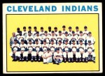 1964 Topps #172   Indians Team Front Thumbnail