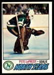 1977 Topps #13  Pete Lopresti  Front Thumbnail
