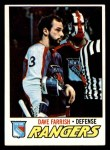 1977 Topps #179  Dave Farrish  Front Thumbnail