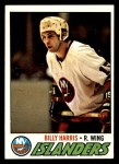 1977 Topps #126  Billy Harris  Front Thumbnail