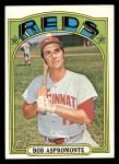 1972 Topps #659  Bob Aspromonte  Front Thumbnail