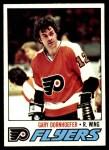 1977 Topps #202  Gary Dornhoefer  Front Thumbnail