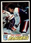 1977 Topps #154  Carol Vadnais  Front Thumbnail