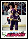 1977 Topps #22  Mike Murphy  Front Thumbnail