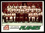 1977 Topps #71   Flames Team Checklist Front Thumbnail