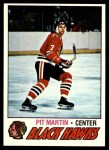 1977 Topps #135  Pit Martin  Front Thumbnail