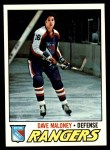 1977 Topps #41  Dave Maloney  Front Thumbnail