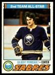 1977 Topps #210  Gilbert Perreault  Front Thumbnail