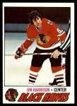 1977 Topps #243  Jim Harrison  Front Thumbnail