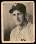 1939 Play Ball #23  Burgess Whitehead  Front Thumbnail