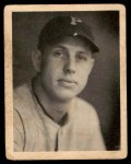 1939 Play Ball #130  Bill Brubaker  Front Thumbnail