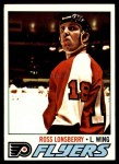 1977 Topps #257  Ross Lonsberry  Front Thumbnail