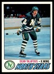 1977 Topps #49  Dean Talafous  Front Thumbnail