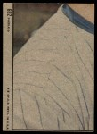 1972 Topps #692   -  Curt Blefary In Action Back Thumbnail