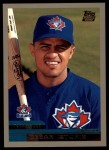2000 Topps Traded #51 T Cesar Izturis  Front Thumbnail