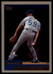 2000 Topps Traded #109 T Ismael Valdes  Front Thumbnail