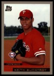 2000 Topps Traded #87 T Keith Bucktrot  Front Thumbnail