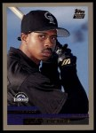 2000 Topps Traded #34 T Juan Pierre  Front Thumbnail
