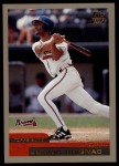 2000 Topps Traded #49 T Junior Brignac  Front Thumbnail