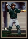 2000 Topps Traded #37 T Miguel Olivo  Front Thumbnail